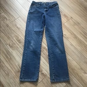 🐳 Lee Relaxed Straight Leg Jeans